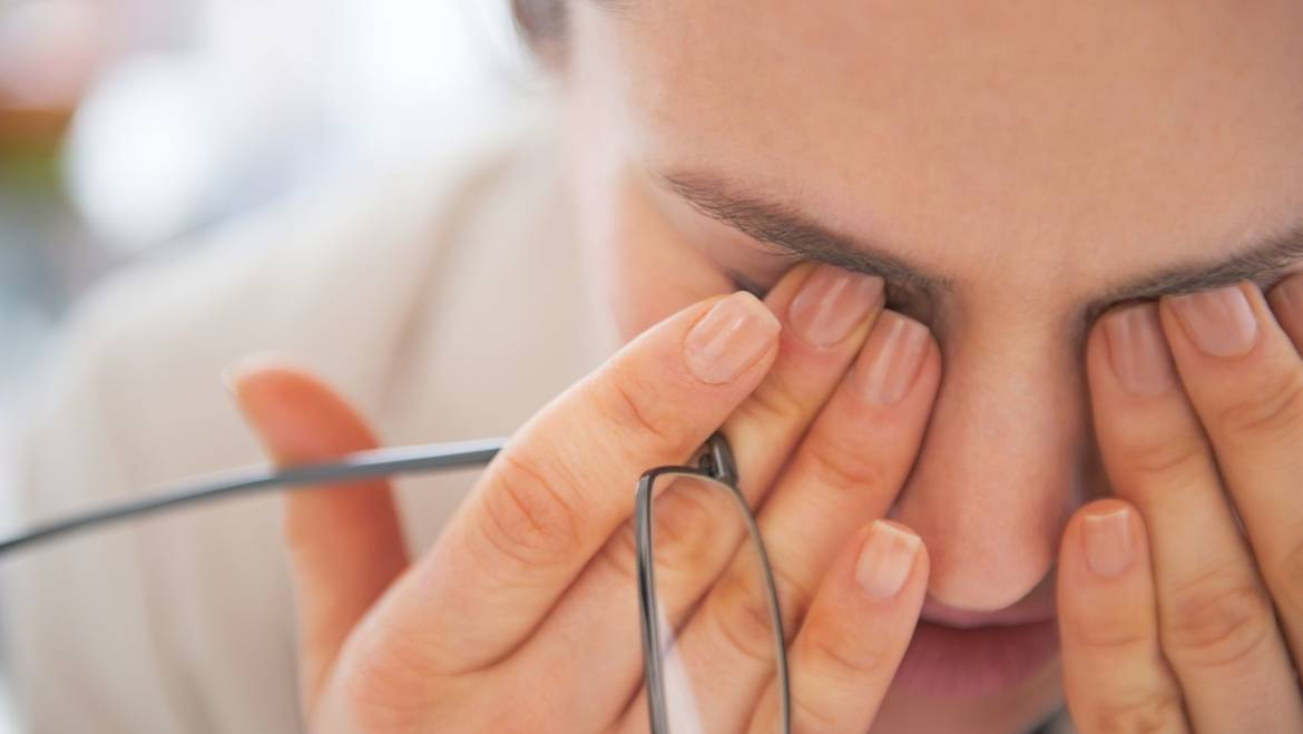 Alleviate Dry Eyes During The Fall