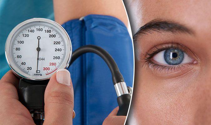 High Blood Pressure and Eye Disease